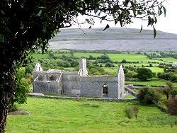 Corcomroe Abbaye